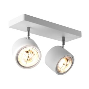 INTERIOR LAMP (KINKIET) ZUMA LINE LOMO SL 2 20004-WH (white) small 0