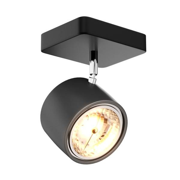 INTERIOR LAMP (KINKIET) ZUMA LINE LOMO SL 1 20003-BK (black)