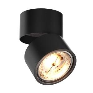 LAMPA WEWNĘTRZNA (KINKIET) ZUMA LINE LOMO CL1 20001-BK (black)