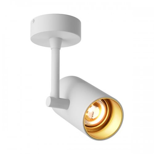 LAMPA WEWNĘTRZNA (KINKIET) ZUMA LINE TORI SL 1 20014-WH (white gold)