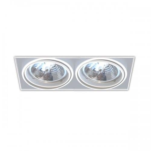 INTERIOR LAMP (SPOT) ZUMA LINE ONEON DL 111-2 SPOT 94364-WH