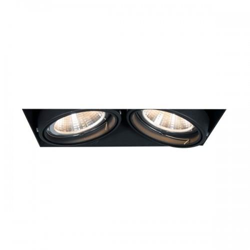LAMPA WEWNĘTRZNA (SPOT) ZUMA LINE ONEON DL 111-2 SPOT 94364-BK