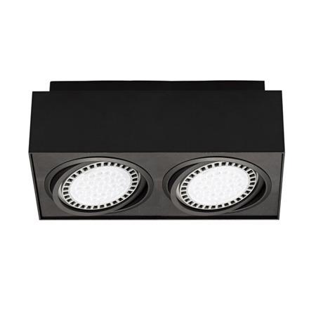 INTERIOR LAMP (SPOT) ZUMA LINE BOXY CL 2 SPOT 20075-BK