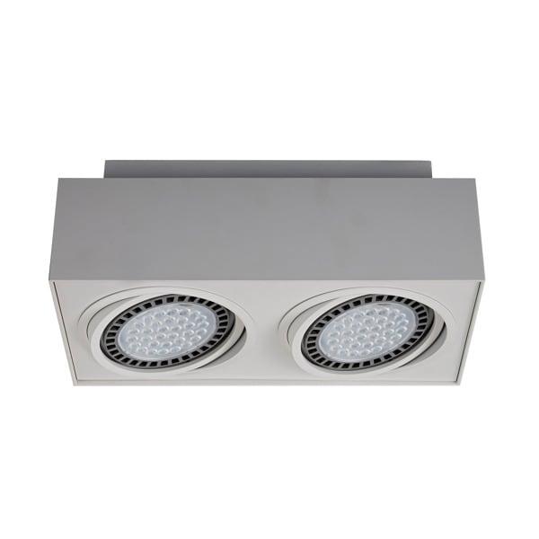 INTERIOR LAMP (SPOT) ZUMA LINE BOXY CL 2 SPOT 20075-WH