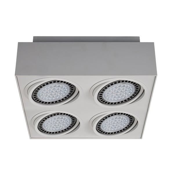 INTERIOR LAMP (SPOT) ZUMA LINE BOXY CL 4 SPOT 20076-WH