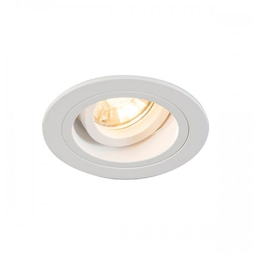 INTERIOR LAMP (SPOT) ZUMA LINE CHUCK DL ROUND 92699 (white)