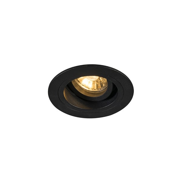 INTERIOR LAMP (SPOT) ZUMA LINE CHUCK DL ROUND 92700 (black)