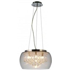 LAMPA WEWNĘTRZNA (WISZĄCA) ZUMA LINE LUCE PENDANT RLD92132-5