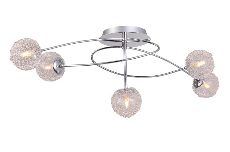 INTERIOR LAMP (CEILING) ZUMA LINE JUMBLE CEILING RLX92067-5B