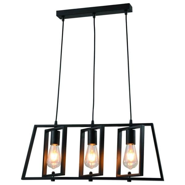 INTERIOR LAMP (HANGING) ZUMA LINE FAUSTO PENDANT RLD931019-3