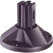 Base for lighting posts