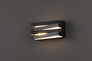 Araxa wall lamp black small 1