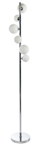 Floor lamp Azzardo SYBILLA 6
