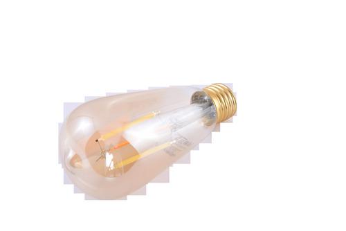 Azzardo WIFI LED 7W bulb (FULL GLASS GOLD, EDISON)
