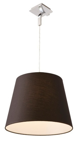 Denver hanging lamp black