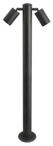 Garden Lamp Azzardo ROLF 2 900 BK