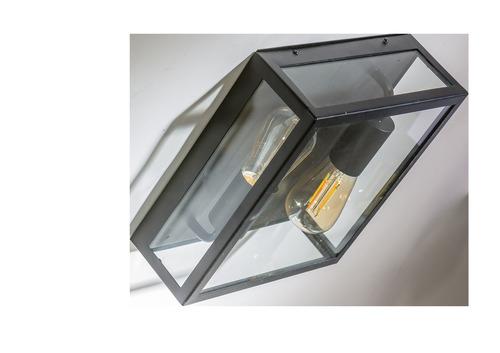 Wall lamp Azzardo NIKLAS 2 BK