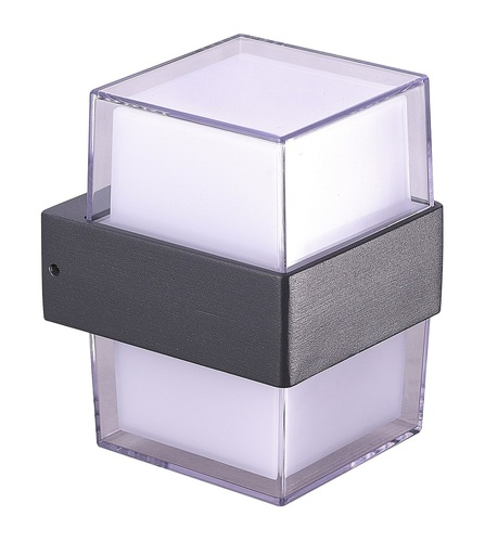 Wall lamp Azzardo LARS SQUARE 3000K DGR