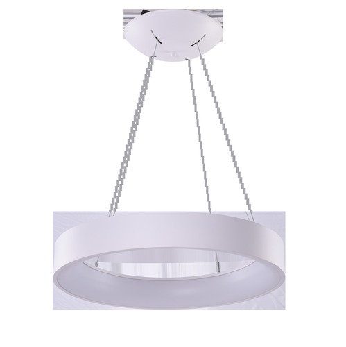Hanging lamp Azzardo SOLVENT R 80 WH + REMOTE CONTROL
