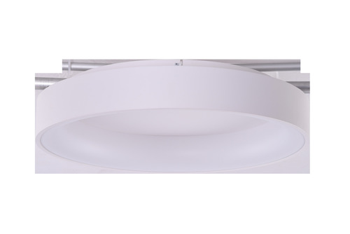 Azzardo SOLVENT R 60 WH + REMOTE CONTROL ceiling lamp