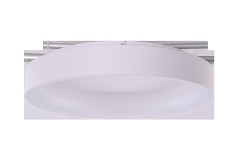 Azzardo SOLVENT R 80 WH + REMOTE CONTROL ceiling lamp