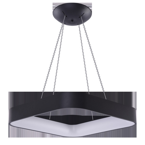 Hanging lamp Azzardo SOLVENT S 45 BK + REMOTE CONTROL