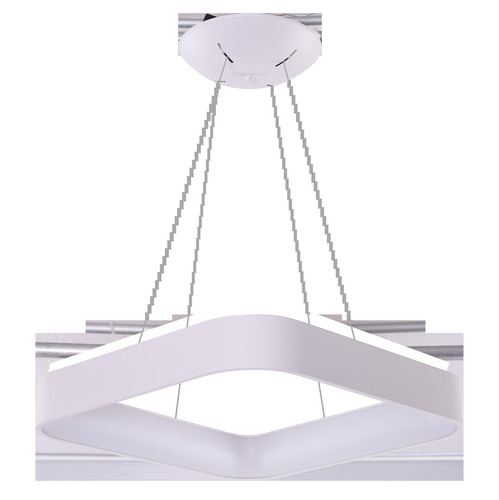 Hanging lamp Azzardo SOLVENT S 60 WH + REMOTE CONTROL