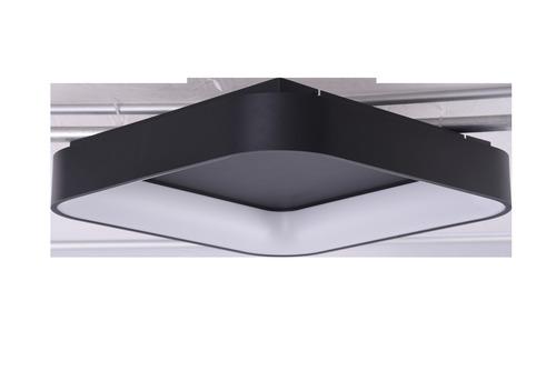 Azzardo SOLVENT S 110 BK + REMOTE CONTROL ceiling lamp