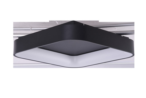 Azzardo SOLVENT S 45 BK + REMOTE CONTROL ceiling lamp