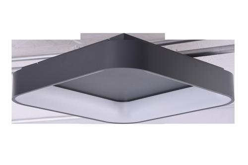 Azzardo SOLVENT S 60 GR + REMOTE CONTROL ceiling lamp