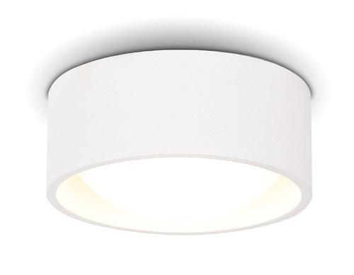 Ledowy Round white Kodak ceiling lamp