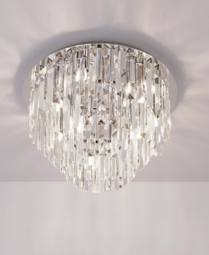 Crystal ceiling Monaco Max Light