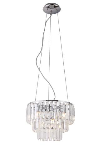 Crystal Modern Fontaine pendant lamp