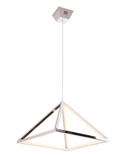 Peak M Chrome pendant lamp