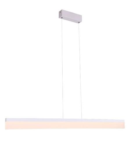 Led Pendant Lamp white RAPID rectangle Small