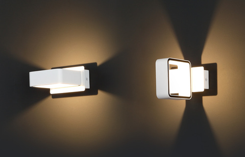 Tokyo II white wall lamp