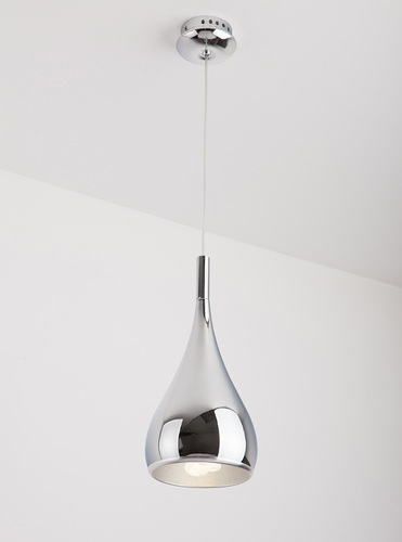 VIGO I chrome hanging lamp
