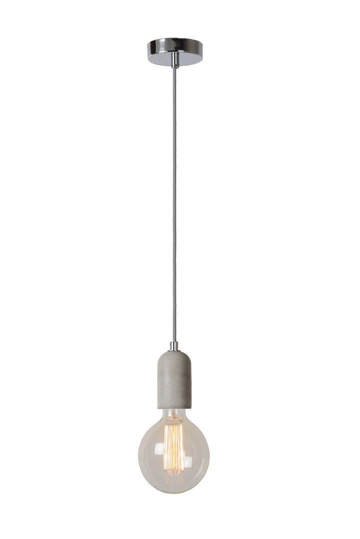 Hanging lamp SOLAR gray LED cable