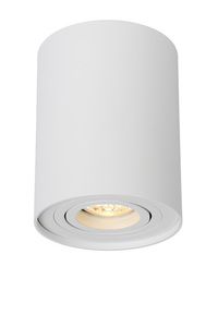 Tube spot lamp Ø 9.6 cm white small 0