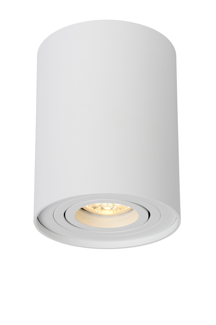 Tube spot lamp Ø 9.6 cm white