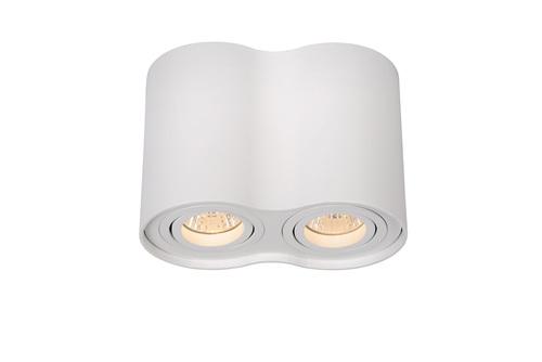 Ceiling spot luminaire Lucide TUBE 22952/02/31