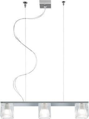 Hanging lamp Fabbian CUBETTO D28A1300