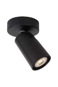 Wall light SYRIUSZ black GU10 small 0