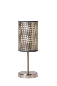 MODNA silver table lamp E27 small 0