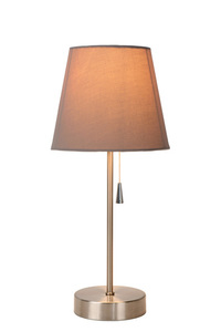 SOHO table lamp gray-brown E27 small 0