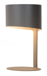 KNULLE table lamp Ø 15,5 cm Gray small 1