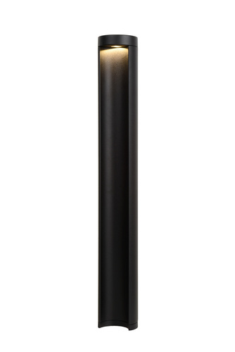 Outdoor lighting pole COMBO LED black 65cm