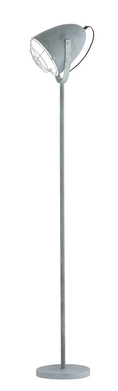Modern Gray CAMMY Standing Lamp
