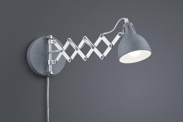 Adjustable wall lamp SCISSOR R20321078
