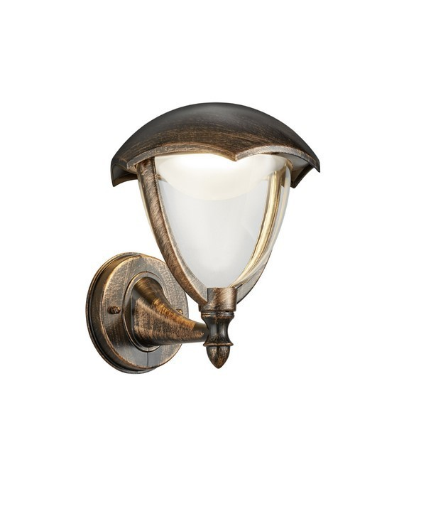 Stylish outdoor wall lamp GRACHT directed upwards 221960128